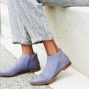 Limited edition Free People booties